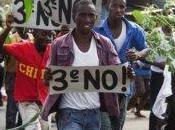 Burundi troisième mandat pour président