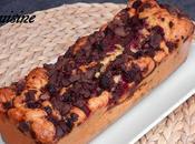 Cake l'Amande, Framboises Chocolat