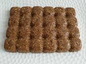 tofucake Chi-Café fèves cacao avec farine souchet soufflé (diététique, hyperprotéiné végan)