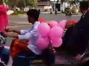 Bangkok, impressionnant insolite mariage [HD]