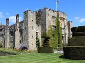Hever Castle Gardens