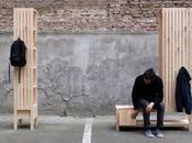 Meuble d'entrée Mixed-use freestanding units Sebastian Erazo Fischer