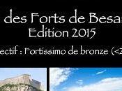 Trail Forts Besançon 2015 récit d'une aventure mère-fille