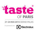 Taste Paris 2015