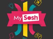 nouveau design nouvelles fonctions pour l'App MySosh iPhone