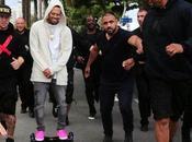 Chris Brown créé émeute Cannes... Chaos Croisette