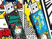 clés Hello Kitty Comics EMTEC [+CONCOURS !!!]