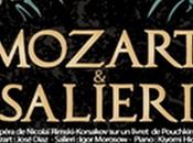 MOZART SALIERI l'Illustre Théâtre