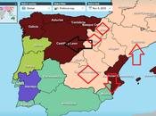 l'assaut l'Espagne