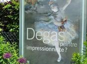 Degas, peintre impressionniste exposition musée impressionnismes Giverny