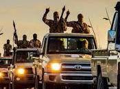 L'État Islamique (Daech) contrôle nouveau l'aéroport Syrte Libye
