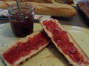 Confiture fraises