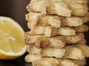 Anniversaire, MMM#36 sablés l'huile d'olive farine maïs