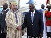 Nouvelles retrouvailles entre Maroc président ivoirien Ouattara