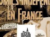 comics indépendants France: Urban Indies