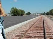 routiers prendront train Niort. réhabilitant ancien dépôt SNCF, Niort offre pôle d'échange rail-route