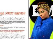 Photos héroïne funky afro-péenne Xuly