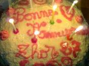 Gâteau Rafaello