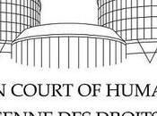 Cour européenne droits l'Homme