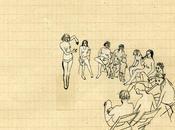 papier jauni, Karine Rougier