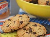 Cookies sans gluten beurre cacahouète