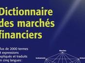 Dictionnaire Marchés Financiers Joseph Antoine Marie-Claire Capiau-Huart