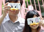 coques d'iPhone vous transforment personnages Disney