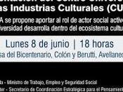 L'Argentine dote d'un Centre Universitaire Industries Culturelles [Actu]