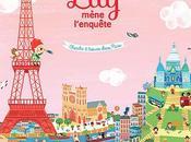 Lily mène l'enquête Cherche trouve dans Paris