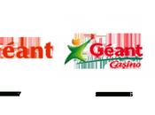 nouveau logo Géant Casino