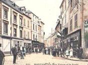 1904- MANTES Jolie, Thiers Poste