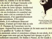 juin 2012-13 2015: après mort, quelques (bonnes) raisons lire Garaudy