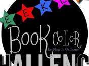 Weekly Book Color Challenge
