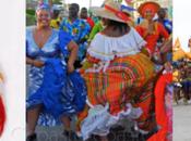 Vibrez rythme Barbade assistant fameux Carnaval