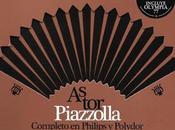 Universal nous rend Piazzolla derrière fagots [Disques Livres]