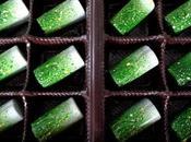 Chocolats fins ganache citron vert coco