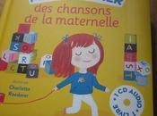 imagier chansons maternelle, Illustré Charlotte Roederer