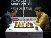 Norway Topalov leader tournoi d'échecs