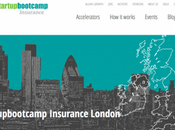 StartupBootCamp lance dans l'assurance