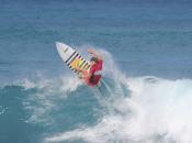 Thomas Debierre, jeune dans vague