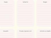 Votre bilan Printemps (printable gratuit application)