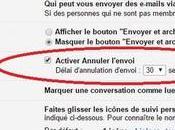 Annuler l'envoi d'un e-mail, c'est maintenant possible avec Gmail