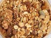 Granola chocolat noix coco