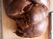 Brioche extra moelleuse cacao l'huile d'olive (vegan)