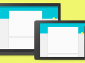 Material Design Google, formalisation conception