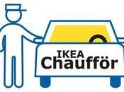 Ikea lance propre service chauffeur région parisienne