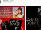 David Bowie rejoins Instagram, mais est-ce Ziggy? Aladdin? Major Tom?