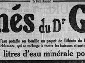 C'était dans journal juin 1915