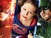 Comic-Con 2015 couvertures magazine pour Arrow, Gotham, Supergirl Flash