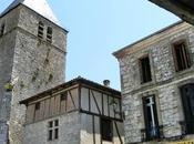 Beauville, très beau village perché Pays Serres